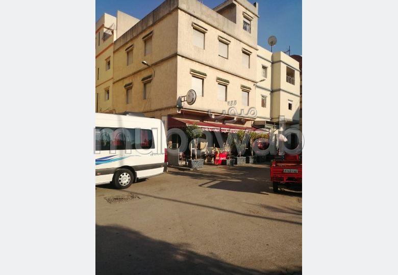 Maison a vendre 2 facades bendibane TANGER