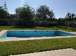 Villa bien retapé en Location situé à Souissi