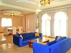 Villa meublée de 6 Suites, Hammam, Piscine..