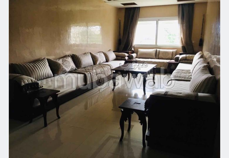Fabulous apartment for sale. Area 200.0 m². Caretaker service available, air conditioning.