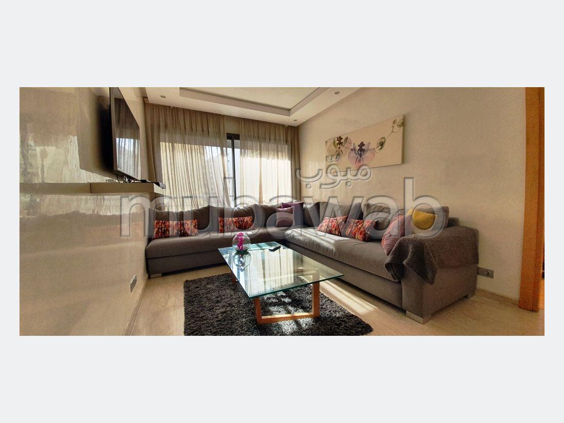 Appartement 51m² a louer meublé, Les princesses