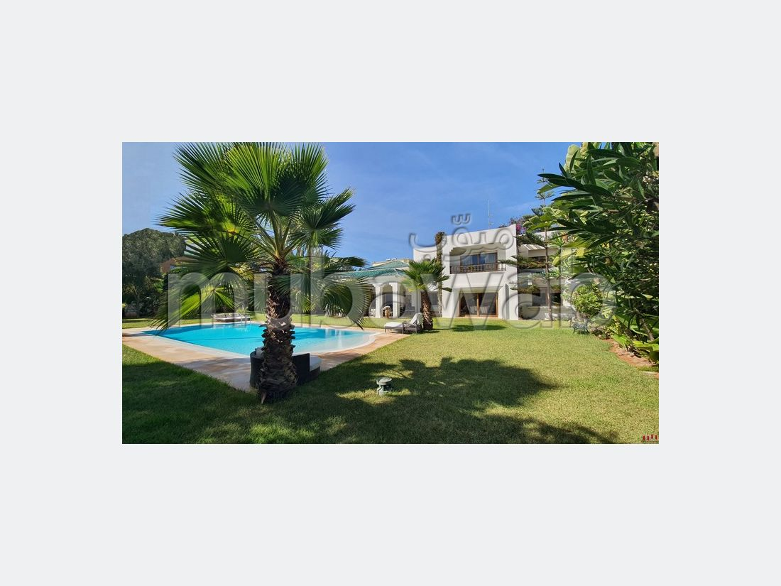 Villa andalouse de prestige