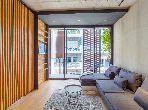Tres beau studio avec terrasse