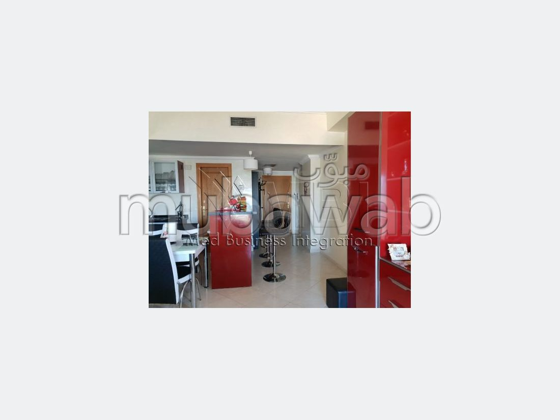 Apartment for rent. Small area 98 m². Furnishings.