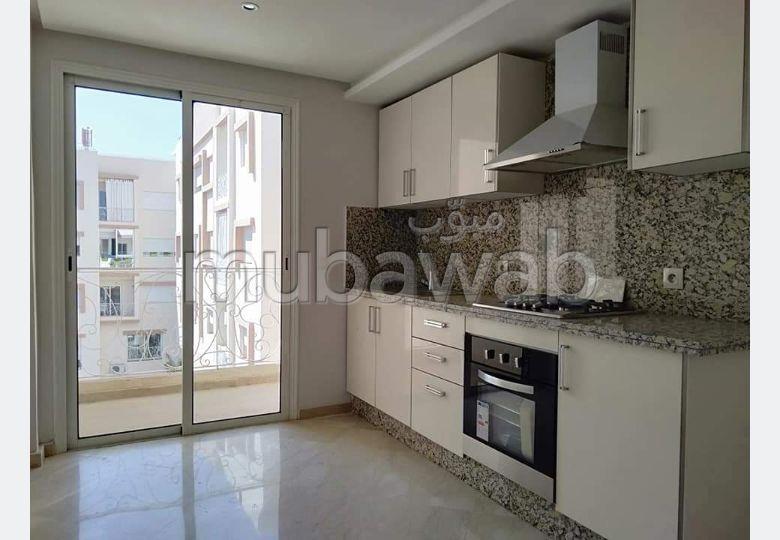 استئجار شقة بمراكش. المساحة الإجمالية 80.0 م².