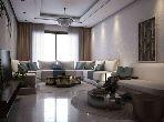 بيع شقة ببوسكورة. المساحة 92 م². شرفة ومصعد.