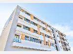 شقة للشراء ببوسكورة. المساحة الإجمالية 92 م². شرفة ومصعد.