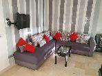Très bel appartement en location à Casablanca. Superficie 85.0 m². Ascenseur et stationnement
