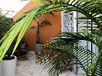 LOCATION appartement vide triangle d'or grande terrasse