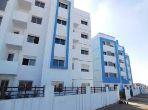 Appartement en location à Mohammedia. Superficie 60.0 m². Places de stationnement et jardin.