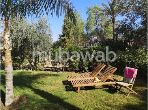 Apartment for sale. Total area 100 m². Working fireplace, Residence with swimming pool.