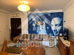 Bel appartement meublé à louer à la marsa Sidi Abd aziz 4100
