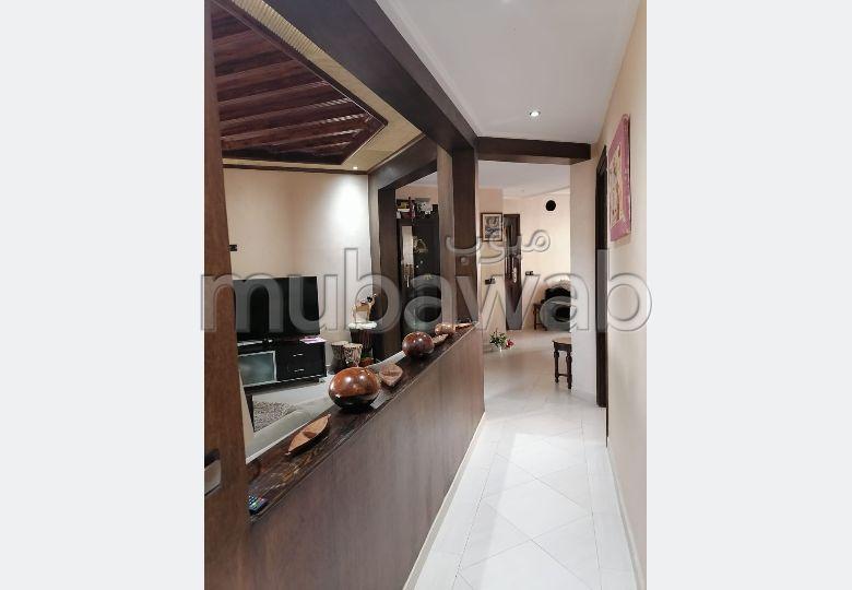 Joli appartement à temara dans une résidence calme
