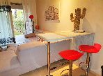 Studio meublé, piscine Location LD Prestigia