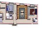 Appartement de 80m² en vente Ali Building