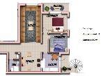 Appartement de 90m² en vente Ali Building
