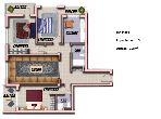 Appartement de 108m² en vente Ali Building
