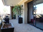 شقة رائعة للايجار بمراكش. المساحة الإجمالية 130 م². مفروشة.