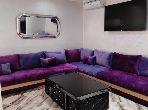 Se alquila este piso. 2 Hermosas habitaciones. Completamente amueblado.