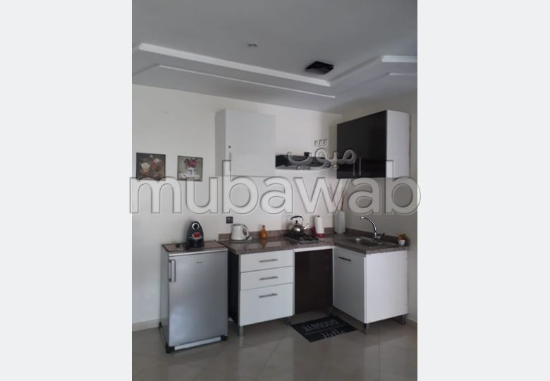 Apartments for rent. Large area 50.0 m². Ample storage space.