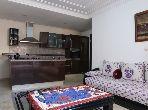 شقة رائعة للايجار بمراكش. 1 غرفة جيدة. مفروشة.