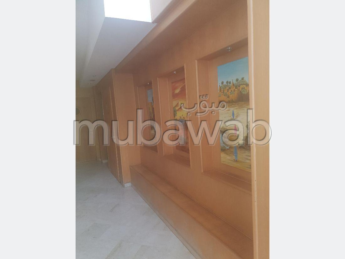 Appartement rose des dunes