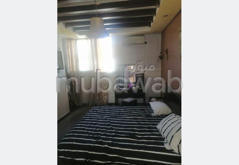 Appartement h standing a vendre a maarif extension