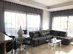 شقة رائعة للإيجار بالدارالبيضاء. المساحة الكلية 86.0 م². موقف سيارات ومصعد.