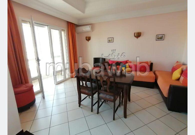 شقة رائعة للبيع بأكادير. المساحة الإجمالية 108.0 م².