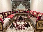 Location d'un appartement à Marrakech. Superficie 80.0 m². Bien meublé.