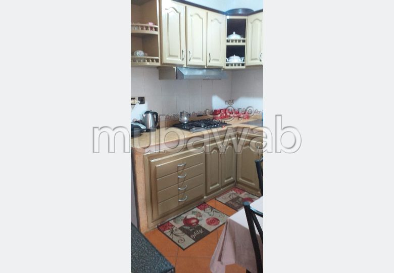 Sale of a lovely apartment. 3 lovely rooms.
