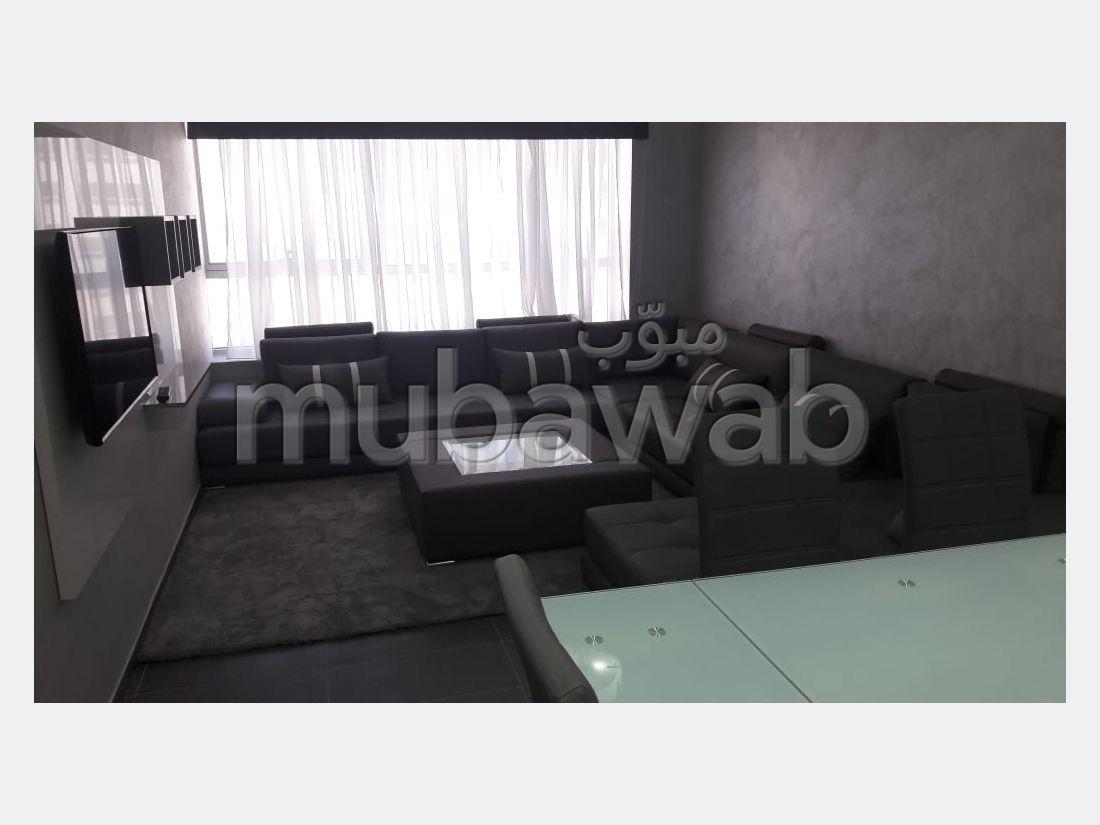 Appartement à louer à Malabata court terme
