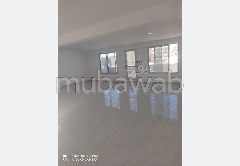 Bureau en location dans un immeuble professionnel