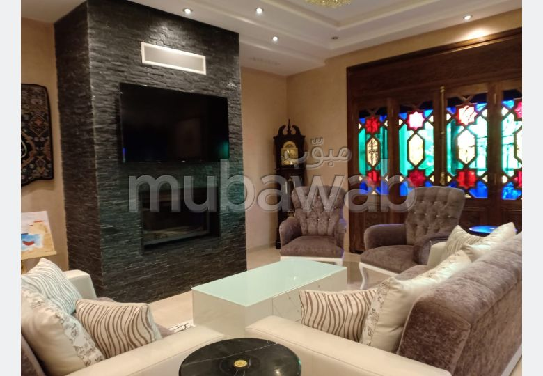 Villa meublée 4 chambres piscine LLD Marrakech
