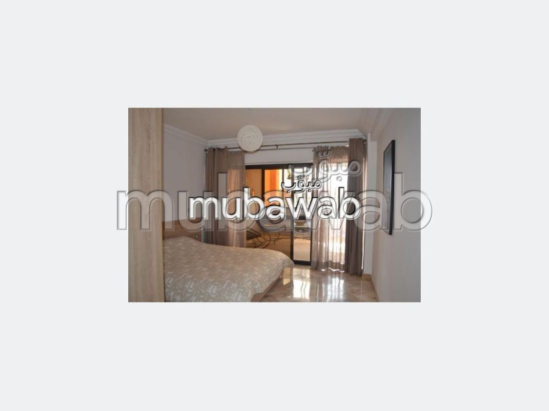 Te huur: appartementen in Hivernage. 3 Slaapkamers. Gemeubileerd.