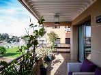 Somptueux studio avec terrasse