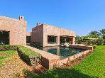 Sublime villa à vendre route d'Amizmiz