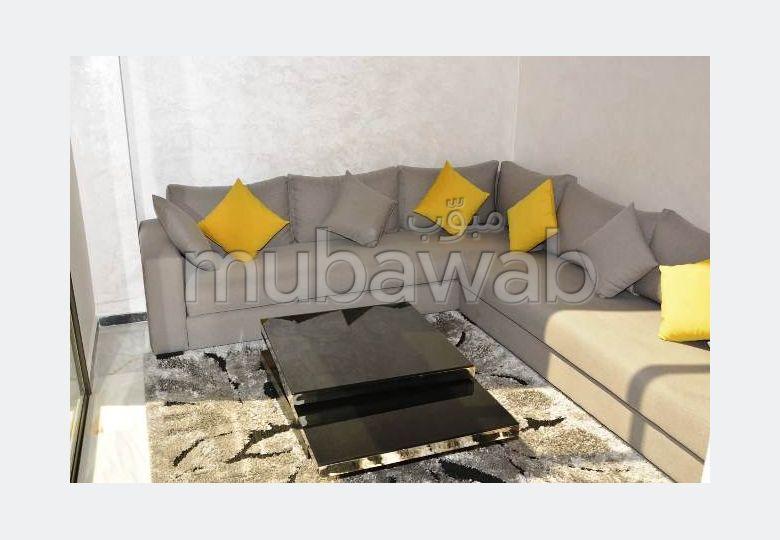 بيع شقة بمراكش. المساحة الإجمالية 128.0 م². مع المرآب والمصعد.