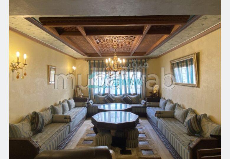 Luxueux appartement meublé à louer à iberia