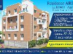 شقة جميلة للبيع بأكادير. المساحة الكلية 170.0 م². باب متين،إقامة مؤمنة.