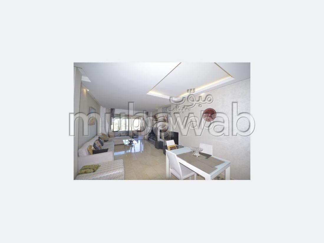 شقة رائعة للبيع بمراكش. 1 قطعة. مع مصعد وشرفة.