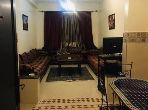 شقة للشراء بمراكش. 3 قطع. صالة تقليدية ونظام طبق الأقمار الصناعية.
