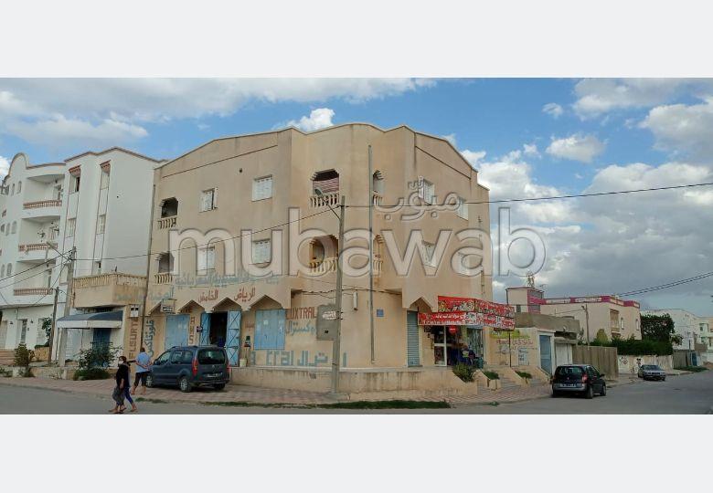 A vendre #un immeuble R+2 à cité erriadh 5