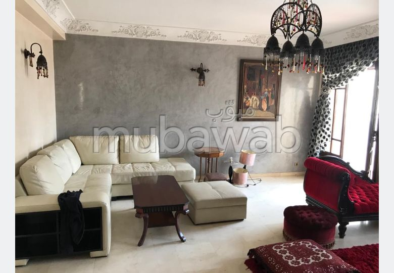 Location appartement 3 chambres meublé Mers Sultan