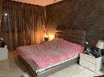 Vente d'un bel appartement à Dar Bouazza. Surface totale 125.0 m². Terrasse et ascenseur