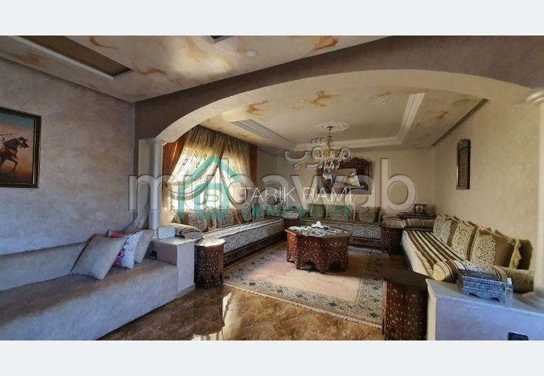 شقة جميلة للبيع بطنجة. 2 غرف ممتازة.