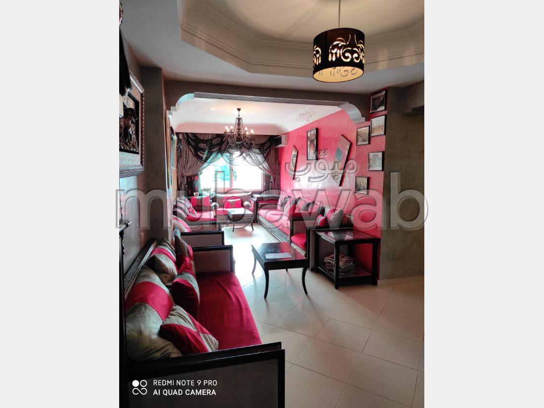 Superbe appartement en location à malabata 7500dh
