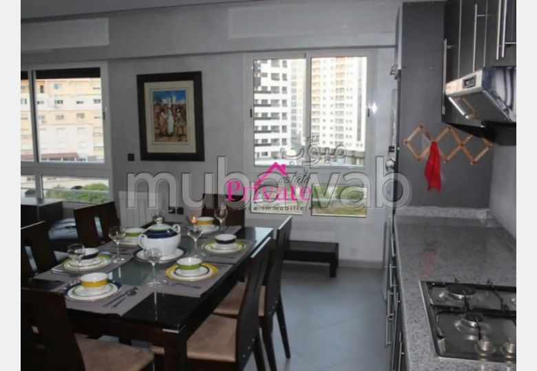 Fabulous apartment for sale. 1 room. Private garage.