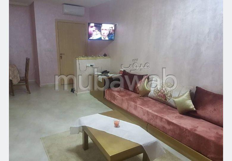 Appartement en location à Agadir. Surface totale 68.0 m². Meublé.