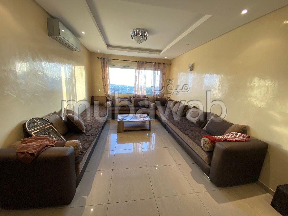 Appartement neuf meuble 100m2 a islane